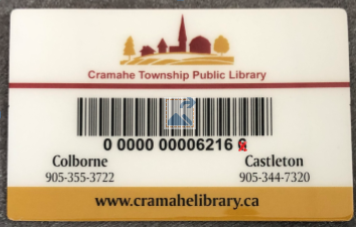 How to Log-in to Cramahe Library's eLibrary Content (Including eBook Resource—Overdrive)